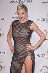 Caroline Vreeland attending the DeGrisogono party during the 71st Cannes Film Festival in Antibes, France, on May 15, 2018. Photo by Julien Reynaud/APS-Medias/ABACAPRESS.COM