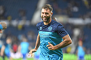 QPR forward Charlie Austin (11) during the EFL Sky Bet Championship match between West Bromwich Albion and Queens Park Rangers at The Hawthorns, West Bromwich, England on 24 September 2021.