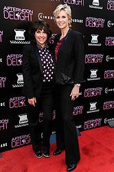 19.08.2013, ArcLight Hollywood, Hollywood, USA, Filmpremiere, Afternoon delight, im Bild Director Jill Soloway and Actress Jane Lynch // during photocall for the movie Rush at the Villa Magna Hotel, Madrid, Spain on 2013/08/19. EXPA Pictures © 2013, PhotoCredit: EXPA/ Newspix/ MediaPunch Inc<br /> <br /> ***** ATTENTION - for AUT, SLO, CRO, SRB, BIH, TUR, SUI and SWE only *****