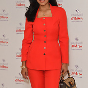 Children's charity hosts fashion and beauty lunch event, with live entertainment at The Dorchester, London, UK. 12 October 2018.