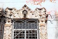 Window in Manzanillo, Granma, Cuba.