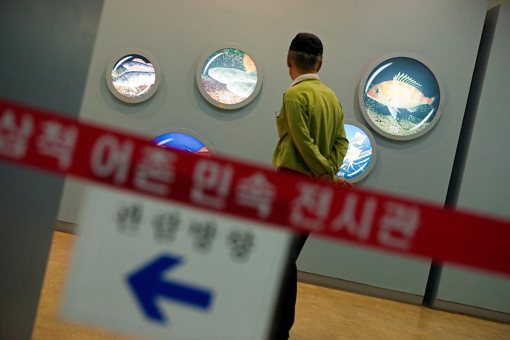 Fishing Village Folk Museum / Sinnam, South Korea, Republic of Korea, KOR, 05 October 2009.