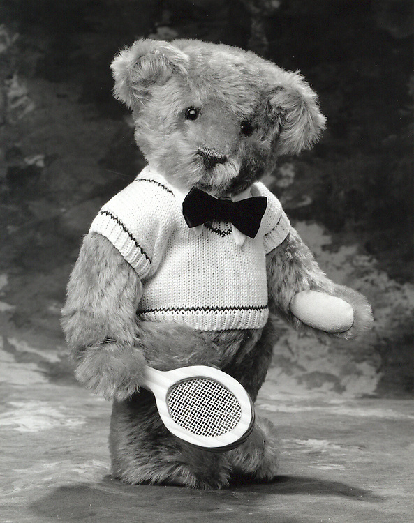 Vermont Teddy Bear tennis player