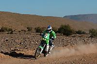 Motor<br /> Paris Dakar 2005<br /> Foto: Dppi/Digitalsport<br /> NORWAY ONLY<br /> <br /> STAGE 5 - AGADIR - SMARA <br /> 04/01/2005<br /> <br /> PÅL ANDERS ULLEVÅLSETER / KTM SCANDINAVIA