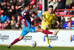 Michael Kelly of Bristol Rovers - Mandatory by-line: Alex James/JMP - 09/03/2019 - FOOTBALL - Glanford Park - Scunthorpe, England - Scunthorpe United v Bristol Rovers - Sky Bet League One
