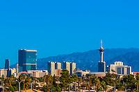 Stratosphere Hotel Tower,  Las Vegas, Nevada USA.