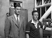 23/8/1952<br /> 8/23/1952<br /> 23 August 1952<br /> <br /> Mr. J. Howard GAA referee