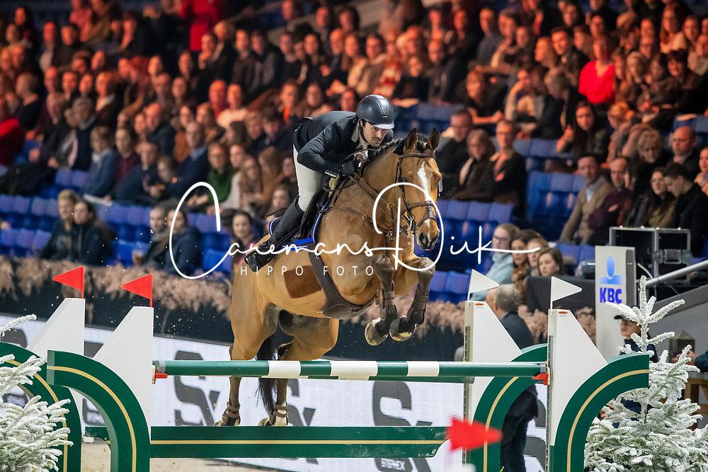 Claeys Jan, BEL, Janus Union<br /> Jumping Mechelen 2019<br /> © Hippo Foto - Dirk Caremans<br />  26/12/2019