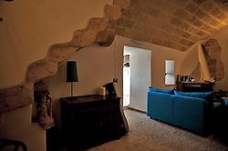 Castellaneta (TA) Marzo 2013.Piccolo appartamento nel centro storico di Castellaneta, Via Muricello 60,  in provincia di Taranto, con vista su Gravine.