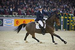 Etter Daniel (SUI) - Peu A Peu<br /> CSI-W Mechelen 2008<br /> Photo © Dirk Caremans