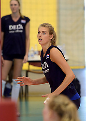 30-09-2014 ITA: World Championship Volleyball Training Nederland, Verona<br /> Manon Flier