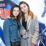 NLD/Amsterdam/20190112 - Premiere Hoe Tem je een Draak 3, ........, Luna Dubois (R)