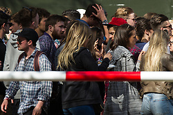 © Licensed to London News Pictures . 07/06/2015 . Manchester , UK . Crowds at The Parklife 2015 music festival in Heaton Park , Manchester . Photo credit : Joel Goodman/LNP