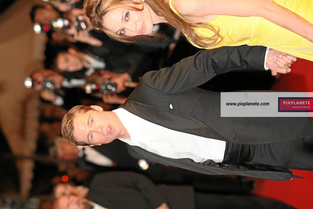 Brad Pitt - Angelina Jolie - - Festival de Cannes - Sortie du film Ocean 13 - 24/05/2007 - JSB / PixPlanete