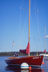 The Southern Star, Castine, Maine, US