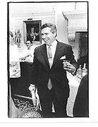 Paul Quatrochi. birthday drinks. Players club, Gramercy Park. New York 11/Jan/94. © Copyright Photograph by Dafydd Jones 66 Stockwell Park Rd. London SW9 0DA Tel 020 7733 0108 www.dafjones.com