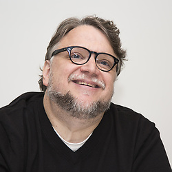 December 11, 2017 - FILE - Golden Globes 2018 Nominees - Nominated for Best Director Guillermo del Toro, The Shape of Water - November 17, 2017 - Hollywood, California, U.S. - Screenplay Writer and Director GUILLERMO DEL TORO promotes the film 'The Shape of Water' in Hollywood. (Credit Image: © Armando Gallo via ZUMA Studio)