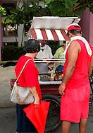 Ham sandwiches in Ciego de Avila, Cuba.