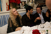 FRANCA SOZZANI; MARK JACOBS; THADDEUS ROPAC. Party hosted by Franca Sozzani and Remo Ruffini in honour of Bruce Weber to celebrate L'Uomo Vogue The Miami issuel by Bruce Weber. Casa Tua. James Avenue. Miami Beach. 5 December 2008 *** Local Caption *** -DO NOT ARCHIVE-© Copyright Photograph by Dafydd Jones. 248 Clapham Rd. London SW9 0PZ. Tel 0207 820 0771. www.dafjones.com.