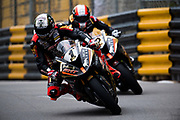 Peter HICKMAN, SMT / Bathams by MGM Macau, BMW, Michael RUTTER, SMT / Bathams by MGM Macau, BMW<br /> 64th Macau Grand Prix. 15-19.11.2017.<br /> Suncity Group Macau Motorcycle Grand Prix - 51st Edition<br /> Macau Copyright Free Image for editorial use only
