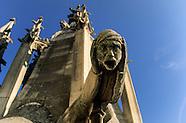 les sentinelles de Paris. Sentinels on paris roofs PR253A