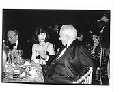 Rupert Murdoch, Kimba Wood, Normon Mailer at the Metropolitan Museum, New york © Copyright Photograph by Dafydd Jones 66 Stockwell Park Rd. London SW9 0DA Tel 020 7733 0108 www.dafjones.com