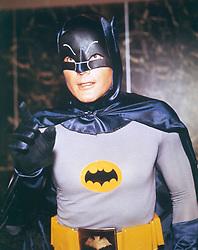 June 15, 1965 - No Merchandising. Editorial Use Only. No Book Cover Usage.....Batman ,  Adam West..Film and Television. (Credit Image: © Moviestore/Rex Shutterstock via ZUMA Press)