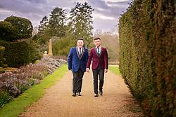 Gay wedding at Eynsham Hall