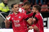 FC Utrecht v Willem II 010417