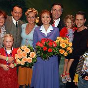 Sound of Music, Maaike Widdershoven, hugo Haenen en Marjolein Touw en Danny de Munk, vrouw Jenny Sluijter en kinderen