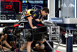 November 8, 2018 - Sao Paulo, Sao Paulo, Brazil - Preparation day to the Formula One Grand Prix of Brazil 2018 at Interlagos circuit, in Sao Paulo, Brazil. The grand prix will be celebrated next Sunday, November 11. (Credit Image: © Paulo Lopes/ZUMA Wire)