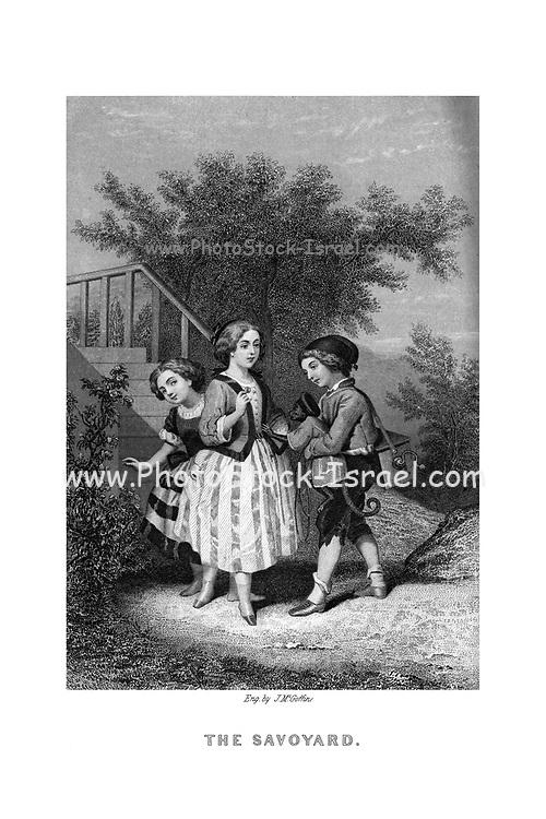 The Savoyard Godey's Lady's Book and Magazine, August, 1864, Volume LXIX, (Volume 69), Philadelphia, Louis A. Godey, Sarah Josepha Hale,