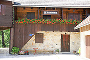 Guest house, Slunj, Croatia a small town in the mountainous part of Central Croatia