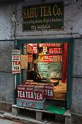 Sahu tea company, old town of Varanasi