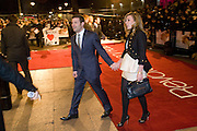 DERMOT O'LEARY, The European Film Premiere of 'Revolutionary Road' at the Odeon Leicester Square. London.18 January  2009