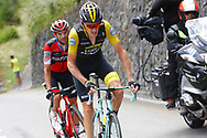 Robert Gesink (NED - Team LottoNL - Jumbo) during the 105th Tour de France 2018, Stage 16, Carcassonne - Bagneres de Luchon (218 km) on July 24th, 2018 - Photo Luca Bettini / BettiniPhoto / ProSportsImages / DPPI