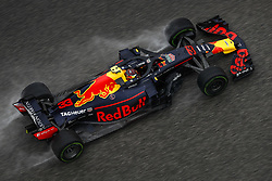 October 19, 2018 - Austin, United States - VERSTAPPEN Max (ned), Aston Martin Red Bull Tag Heuer RB14, action during the 2018 Formula One World Championship, United States of America Grand Prix from october 18 to 21 in Austin, Texas, USA -  /   , Motorsports: FIA Formula One World Championship; 2018; Grand Prix; United States, FORMULA 1 PIRELLI 2018 UNITED S GRAND PRIX , Circuit of The Americas  (Credit Image: © Hoch Zwei via ZUMA Wire)