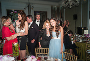GERI HALLIWELL; SAVANNAH MURPHY, Heather Kerzner and Marie Curie Cancer Care fundraising dinner,  Claridge's. London.
