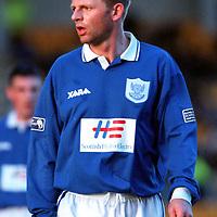 St Johnstone FC January 2000