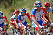 Thibaut Pinot (FRA - Groupama - FDJ) during the 101th Tour of Italy, Giro d'Italia 2018, stage 6, Caltanissetta - Etna 163 km on May 10, 2018 in Italy - Photo Luca Bettini / BettiniPhoto / ProSportsImages / DPPI