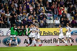 during football match between NK Maribor and NS Mura in 36th Round of Prva liga Telekom Slovenije 2020/21, on 22 of May, 2021 in Ljudski Vrt, Maribor, Slovenia. Photo by Blaž Weindorfer / Sportida