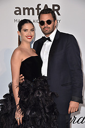 Sara Sampaio attends the amfAR Cannes Gala 2019 at Hotel du Cap-Eden-Roc on May 23, 2019 in Cap d'Antibes, France. Photo by Lionel Hahn/ABACAPRESS.COM