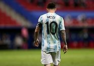 06/07 Argentina v Colombia