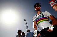 Peter Sagan (SVK - Bora - Hansgrohe), during the UCI World Tour, Tour of Spain (Vuelta) 2018, Stage 9, Talavera de la Reina - La Covatilla 200,8 km in Spain, on September 3rd, 2018 - Photo Luca Bettini / BettiniPhoto / ProSportsImages / DPPI