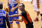DESCRIZIONE : Milano Coppa Italia Final Eight 2014 Quarti di Finale Enel Brindisi Umana Venezia<br /> GIOCATORE : Arbitro<br /> CATEGORIA : Arbitro<br /> SQUADRA : Arbitro<br /> EVENTO : Beko Coppa Italia Final Eight 2014<br /> GARA : Enel Brindisi Umana Venezia<br /> DATA : 07/02/2014<br /> SPORT : Pallacanestro<br /> AUTORE : Agenzia Ciamillo-Castoria/Max.Ceretti<br /> Galleria : Lega Basket Final Eight Coppa Italia 2014<br /> Fotonotizia : Milano Coppa Italia Final Eight 2014 Quarti di Finale Enel Brindisi Umana Venezia<br /> Predefinita :