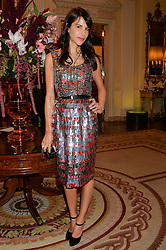 CAROLINE VON WESTENHOLZ at a party hosed by the US Ambassador to the UK Matthew Barzun, his wife Brooke Barzun and editor of UK Vogue Alexandra Shulman in association with J Crew to celebrate London Fashion Week held at Winfield House, Regent's Park, London on 16th September 2014.
