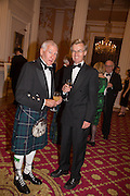 RUSTY LOVE; ANDREW COLVILLE, The National Trust for Scotland Mansion House Dinner. Mansion House, London. 16 October 2013