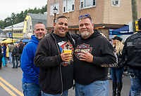 Biketemberfest Street Party at Weirs Beach.  Karen Bobotas for the Laconia Daily Sun