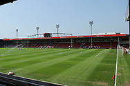 General ground view during the UEFA European Under 17 Championship 2018 match between England and Italy at the Banks's Stadium, Walsall, England on 7 May 2018. Picture by Mick Haynes.