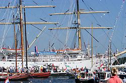 Sail Amsterdam, 2005, Amsterdam, Netherlands